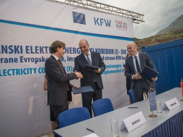 EU continues to support energy sector in Montenegro